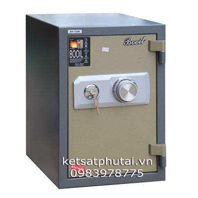 Két sắt cơ nhập Hàn Quốc Booil BS-C500