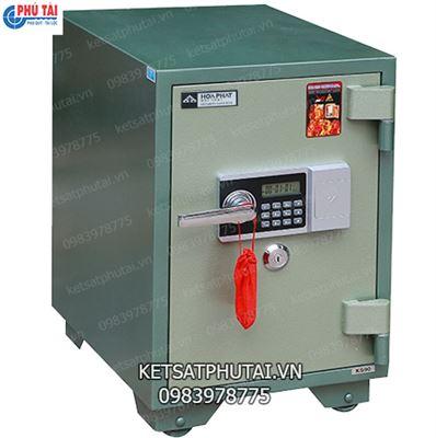 Két sắt Hòa Phát điện tử cao618 KS90-DT