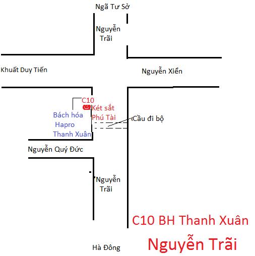 Cơ sở Nguyễn Trãi - Thanh Xuân