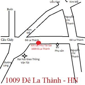 1009 Đê La Thành