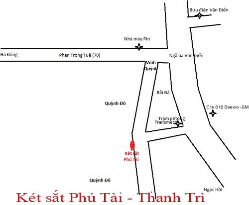 Kho hàng Thanh Trì, HN
