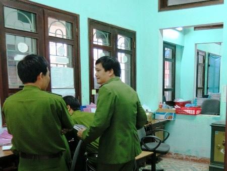 Két sắt của BV đa khoa tỉnh cũng bị trộm viếng thăm