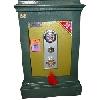 Trang bị két sắt phòng ngừa trộm cắp tại tiệm vàng