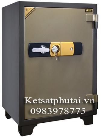 Két sắt Truly gold khóa điện tử TLG-105E
