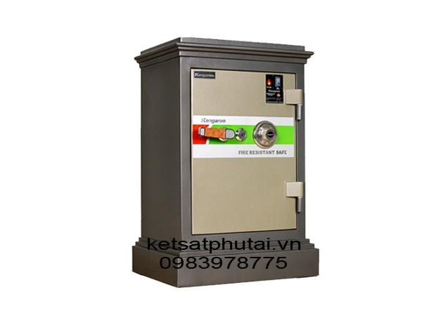 Két sắt chống cháy Kangaroo khóa cơ đổi mã KG110-PC
