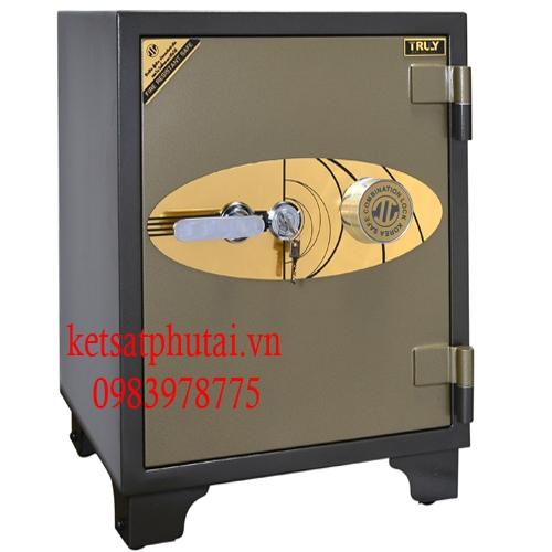 Két sắt Truly Gold khóa cơ đổi mã TLG-75C