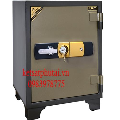 Két sắt Truly Gold khóa điện tử TLG-80E