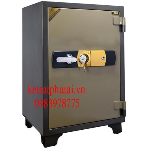 Két sắt Truly Gold khóa điện tử TLG-85E