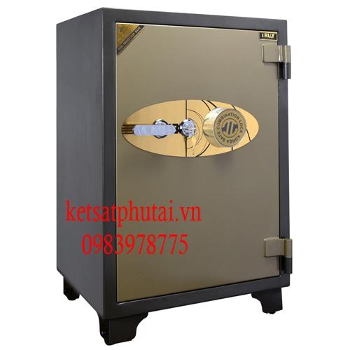 Két sắt Truly gold khóa cơ đổi mã TLG-80C