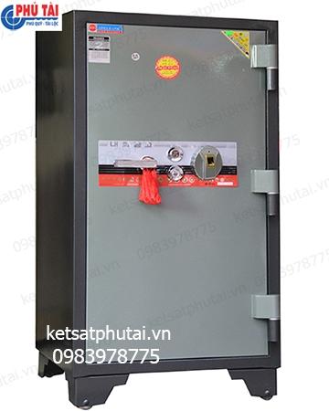 Két sắt vân tay Adelbank VF1100