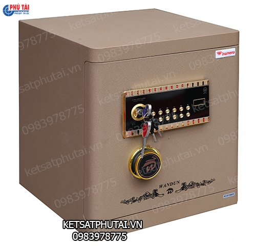 Két sắt Diamond DM-45