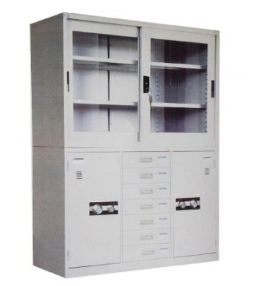 Tủ ghép Hòa Phát TU118G/118-7D (CAT118/118-7D)