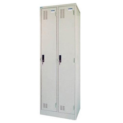 Tủ locker Việt Tiệp 2 khoang VTU981-2K