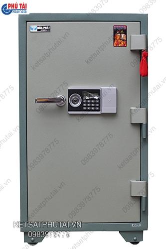 Két sắt điện tử Hòa Phát cao1270 KS250-DT