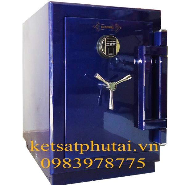 Két sắt nhập khẩu Thái Lan màu xanh MS600CS-X