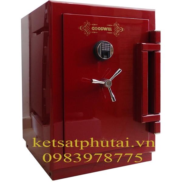 Két sắt nhập khẩu Thái Lan màu đỏ MS600CS-D