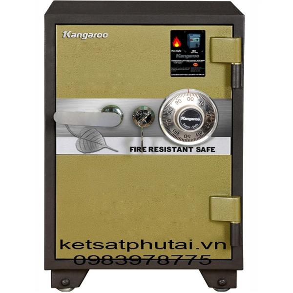 Két sắt chống cháy Kangaroo khóa mã cơ KG90V