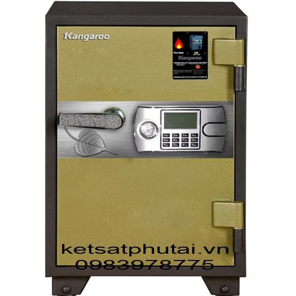 Két sắt chống cháy Kangaroo khóa điện tử KG170VD