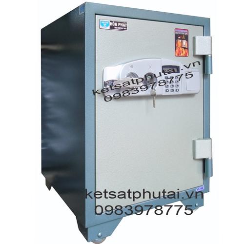 Két sắt Hòa Phát điện tử KS168-DT