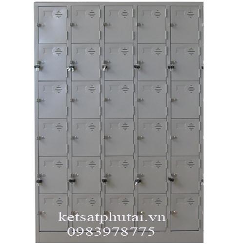 Tủ hồ sơ Việt Tiệp 30 ngăn TU986-5K