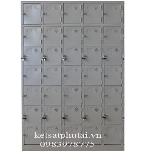 Tủ hồ sơ Việt Tiệp 35 ngăn TU987-5K