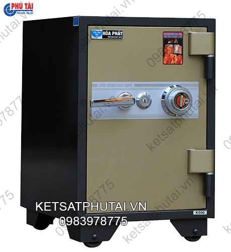 Két sắt Hòa Phát xuất khẩu KS90-Royal