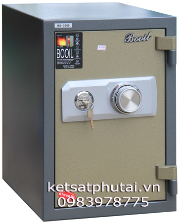 Két sắt Booil nhập khẩu BS-C500