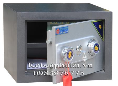 Két sắt mini giá rẻ Việt Tiệp mẫu mới VK35