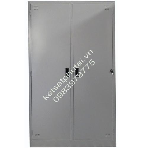 Tủ hồ sơ Xuân Hòa 2 cánh 8 ngăn VTU09K2