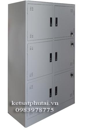 Tủ 6 cánh Xuân Hòa VTU09K6