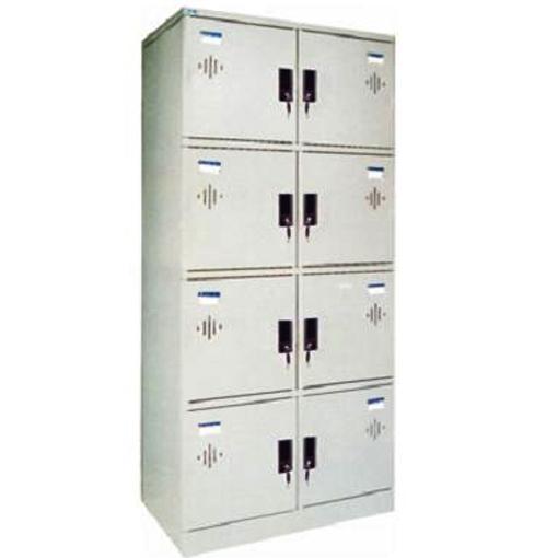 Tủ locker Xuân Hòa 4 tầng nhân đôi VTU984-2L