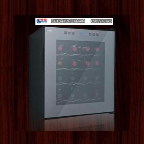 TỦ bảo quản rượu vang BCW-48