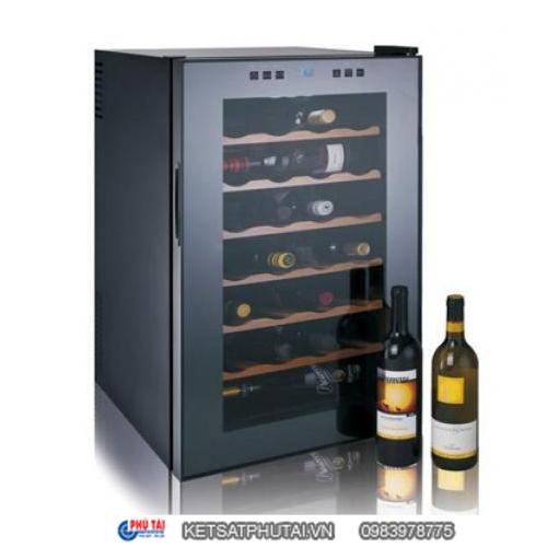 TỦ bảo quản rượu vang BCW-70