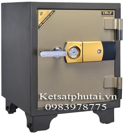 Két sắt Truly Gold khóa điện tử TLG-55E