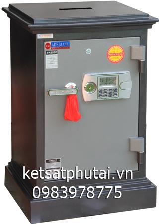 Két sắt Adelbank điện tử khoét nóc AE920-KN