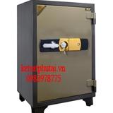 Két sắt Truly gold khóa điện tử TLG-95E