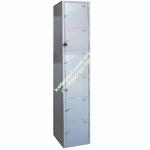 Tủ sắt locker Việt Tiệp đơn 6 tầng TU986