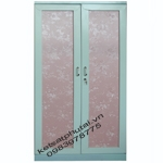 Tủ quần áo cánh kín Goonsan xanh TB2C-X