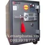 Két sắt chống cháy điện tử Goldbank GVE165