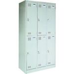 Tủ locker Xuân Hòa 2 tầng nhân 3 VTU982-3K