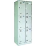 Tủ locker Xuân Hòa 3 tầng nhân đôi VTU983-2K