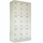 Tủ locker Xuân Hòa 3 tầng nhân ba VTU983-3K