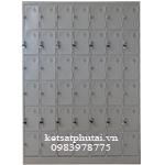 Tủ locker Xuân Hòa 42 khoang TU987-6K
