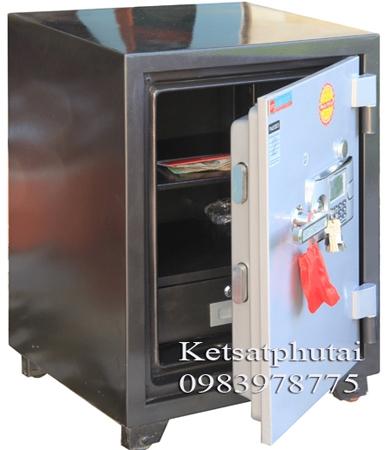 Két sắt cánh đúc khóa điện tử Adelbank SVE800