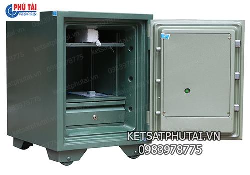 Két sắt Hòa Phát điện tử cao665 KS110-DT