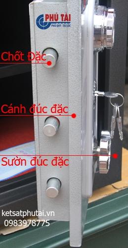 Két sắt giá rẻ Việt Tiệp mẫu mới VK47D