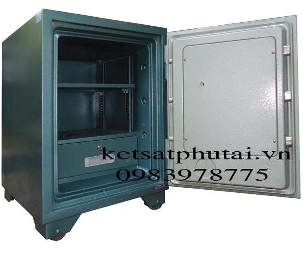 Két sắt Hòa Phát điện tử KS135DT
