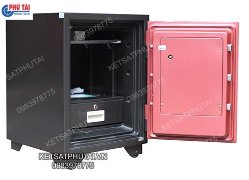 Két sắt Hòa Phát điện tử cao605 KS90-DTH