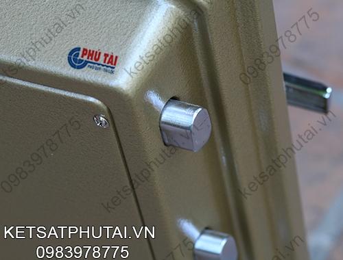 Két sắt Hòa Phát xuất khẩu định vị có báo động KS90-PRO