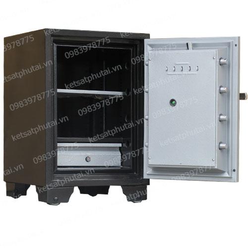 Két sắt chống cháy điện tử Goldbank GVE125